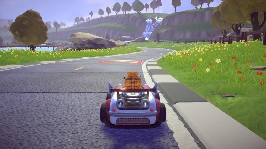 Garfield Kart: Furious Racing релиз в начале ноября