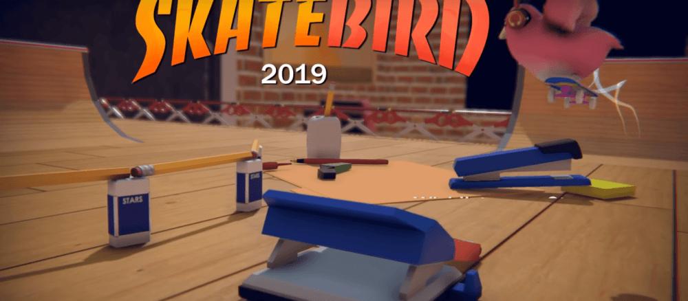 Epic Games отказались продавать игру про птичек на скейтборде SkateBIRD