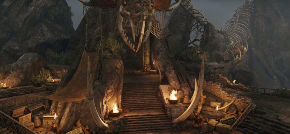 Анонсирована новая карта для For Honor - Storr Stronghold