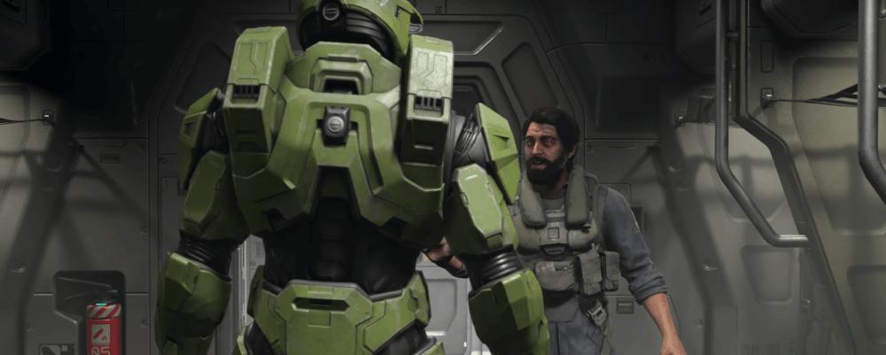 Скрытое послание в трейлере Halo Infinite