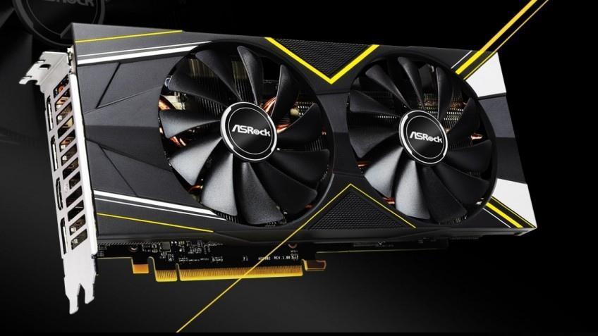 Дата выхода Radeon RX 5700 от ASRock