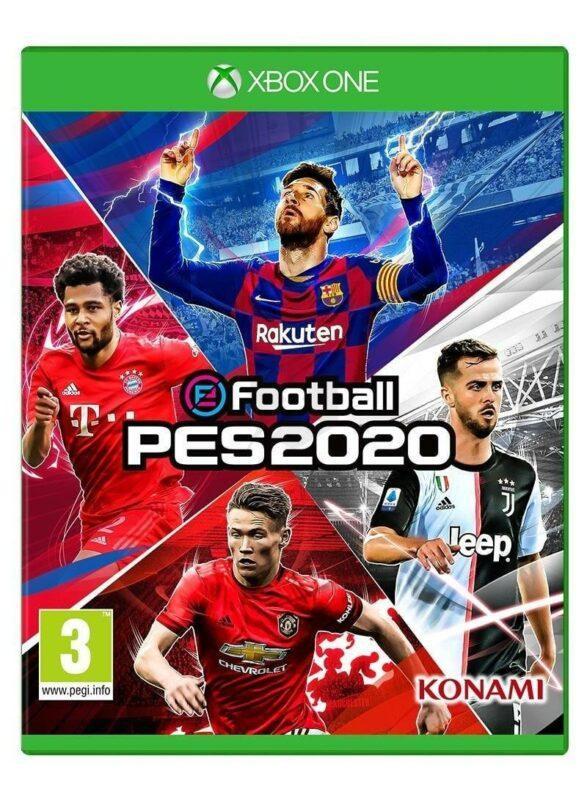 Трейлер, в честь выхода демо версии eFootball PES 2020