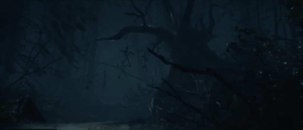Новый трейлер Blair Witch в 4K