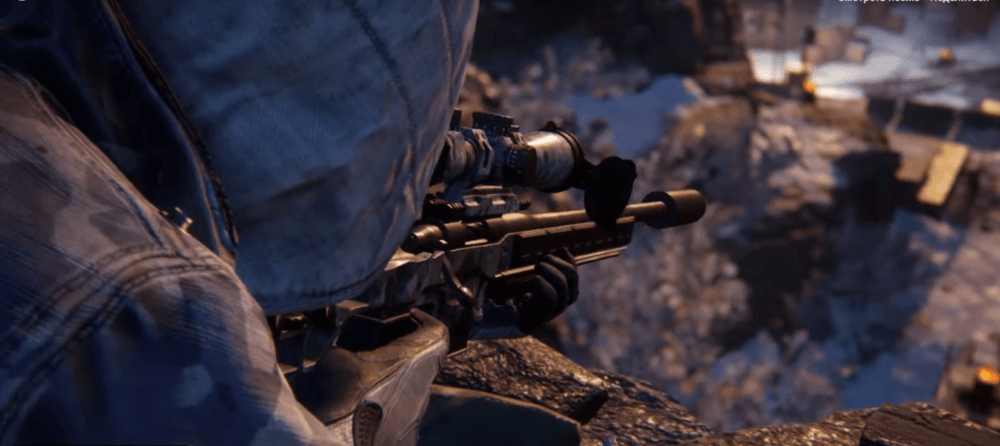 Трейлер и дата выхода Sniper: Ghost Warrior Contracts