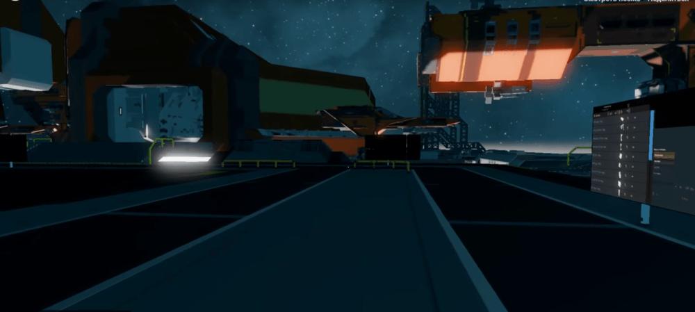 Для любителей космоса: 15 минут геймплея Starbase