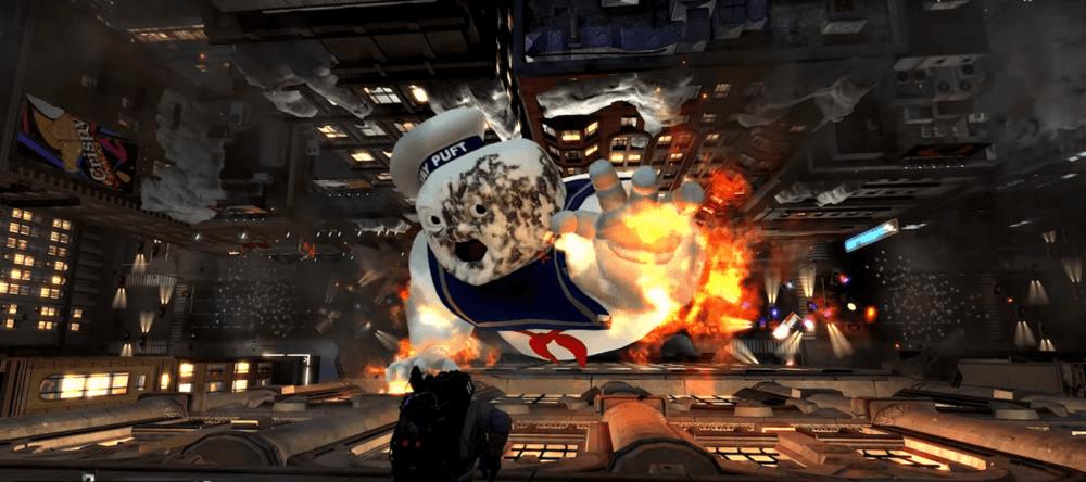 Новый трейлер Ghostbusters: The Video Game и старт предзаказов