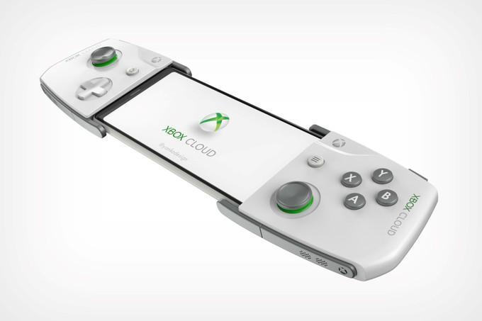 Microsoft патентует двухсоставный геймпад для смартфона