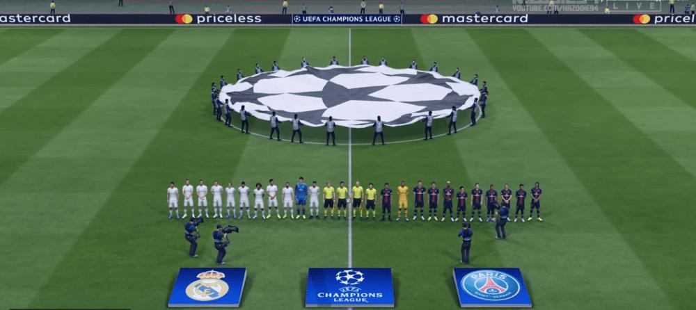 Свежий геймплей FIFA 20