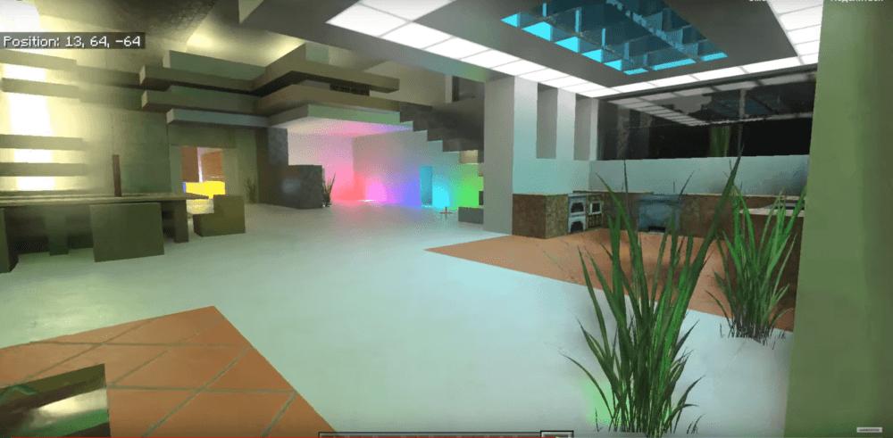 Gamescom 2019: геймплей Minecraft с трассировкой лучей