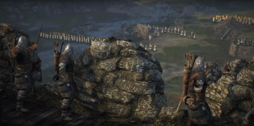 Геймплей Mount & Blade 2: Bannerlord