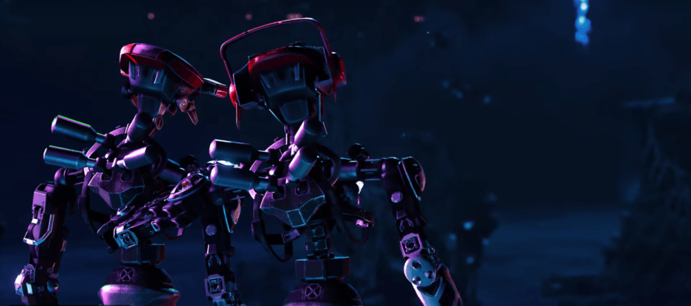 Трейлер VR-шутера Stormland