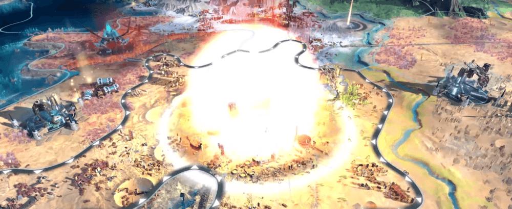Релизный трейлер Age of Wonders: Planetfall