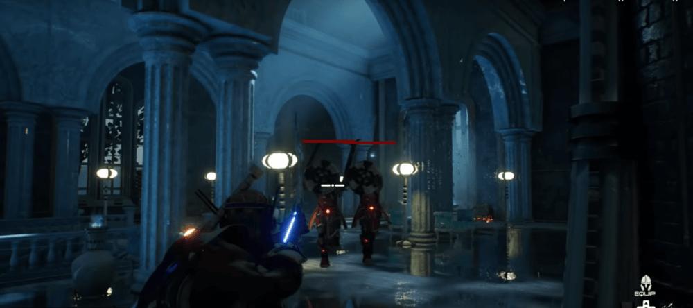Демонстрация трассировки лучей в Diode на движке Unreal Engine 4