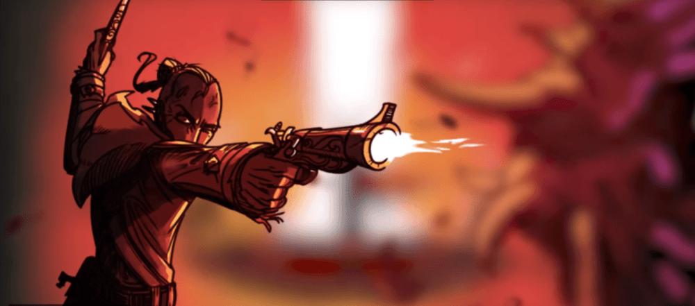 Трейлер тактической ролевой игры The Last Spell