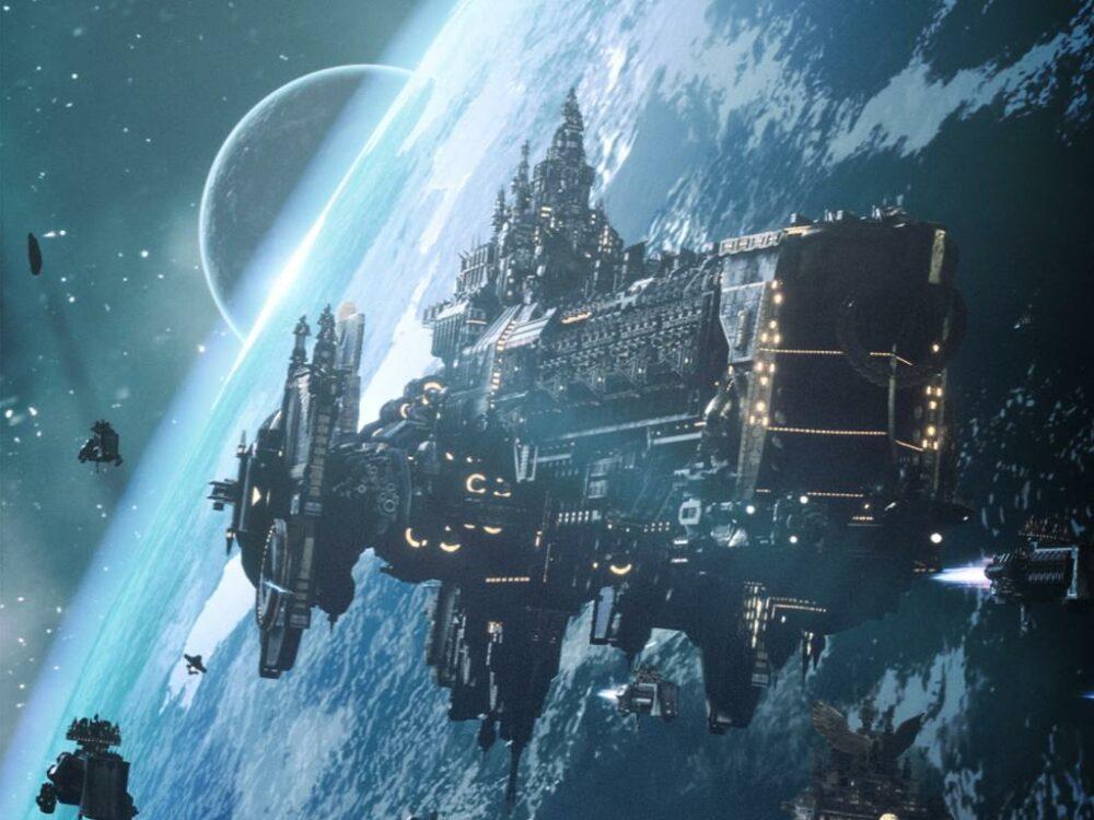 Battlefleet Gothic: Armada 2 бесптатно!