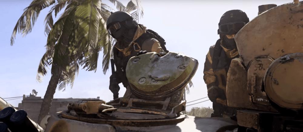 Мультиплеер Call of Duty: Modern Warfare в новом трейлере