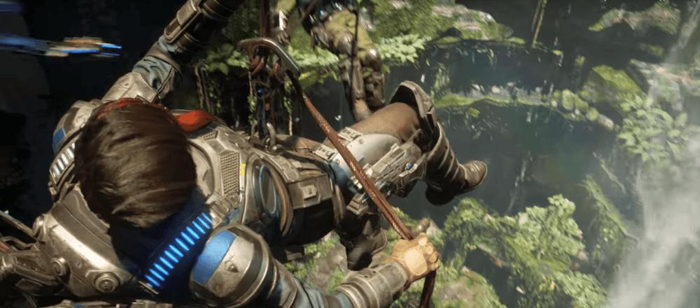Сюжетную компанию Gears 5 покажут на gamescom 2019