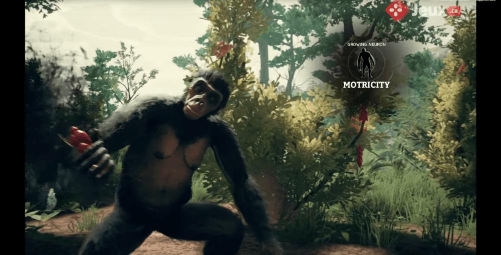 Геймплейный ролик Ancestors: The Humankind Odyssey