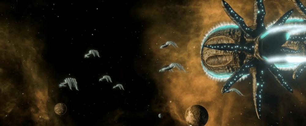 Трейлер дополнения Utopia для Stellaris: Console Edition