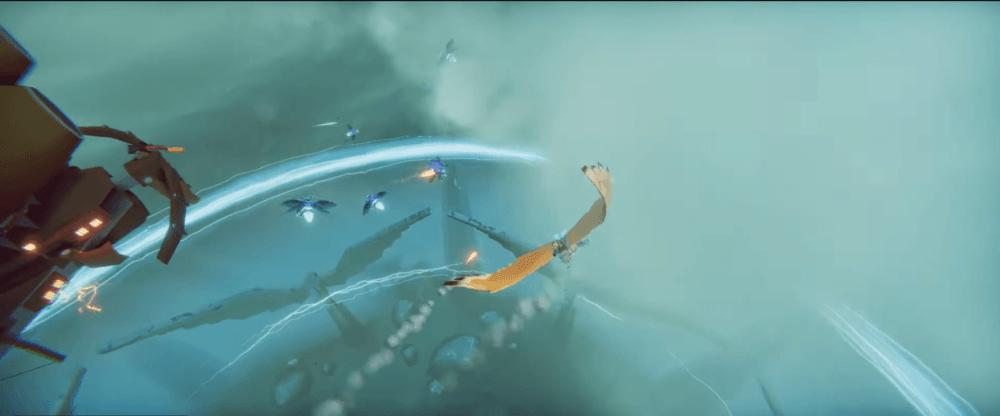 Воздушные войска в новом трейлере The Falconeer
