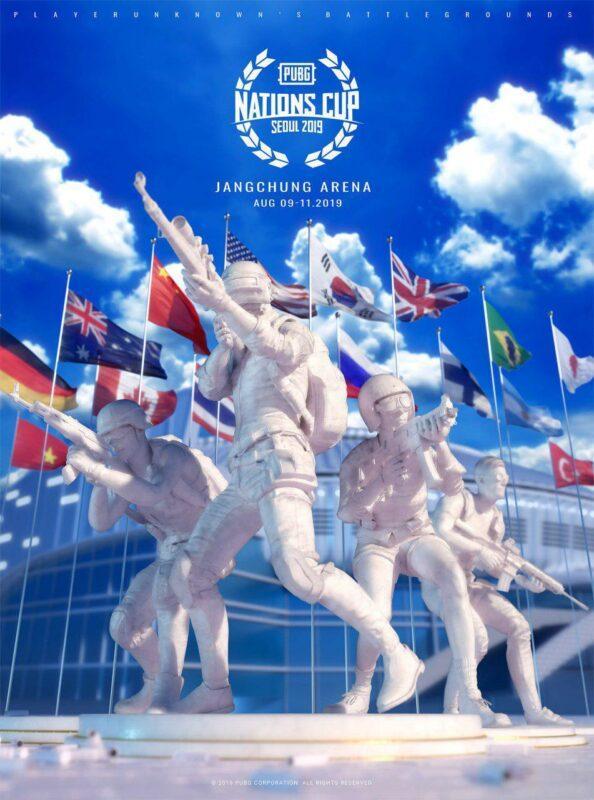 PUBG Nations Cup представила форму сборной России