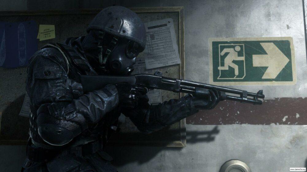Стали известны новые подробности о Call of Duty: Modern Warfare