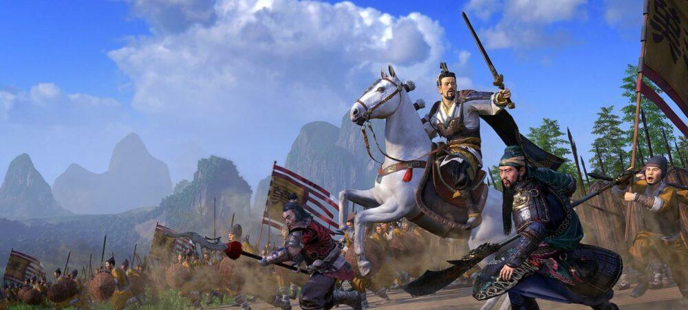 Для Total War: Three Kingdoms вышло дополнение Dynasty Mode