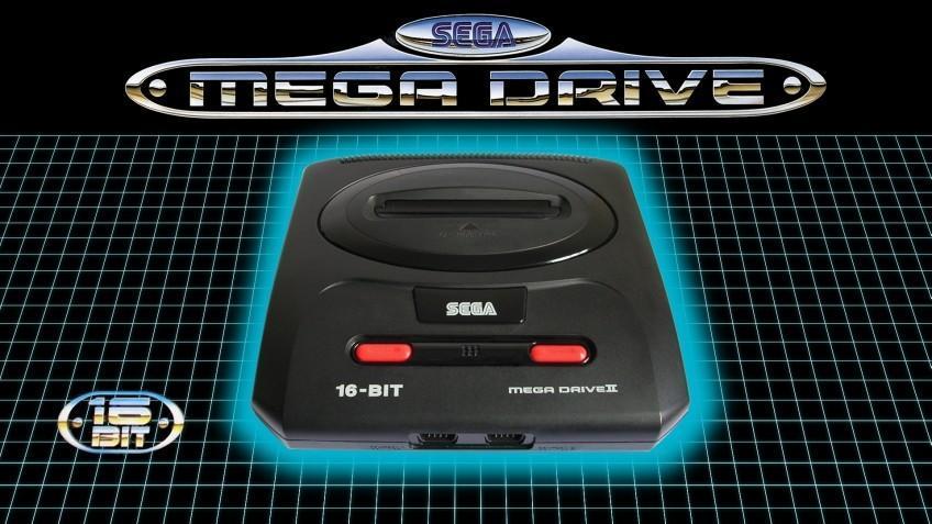 Первые подробности о Mega Drive Mini от SEGA