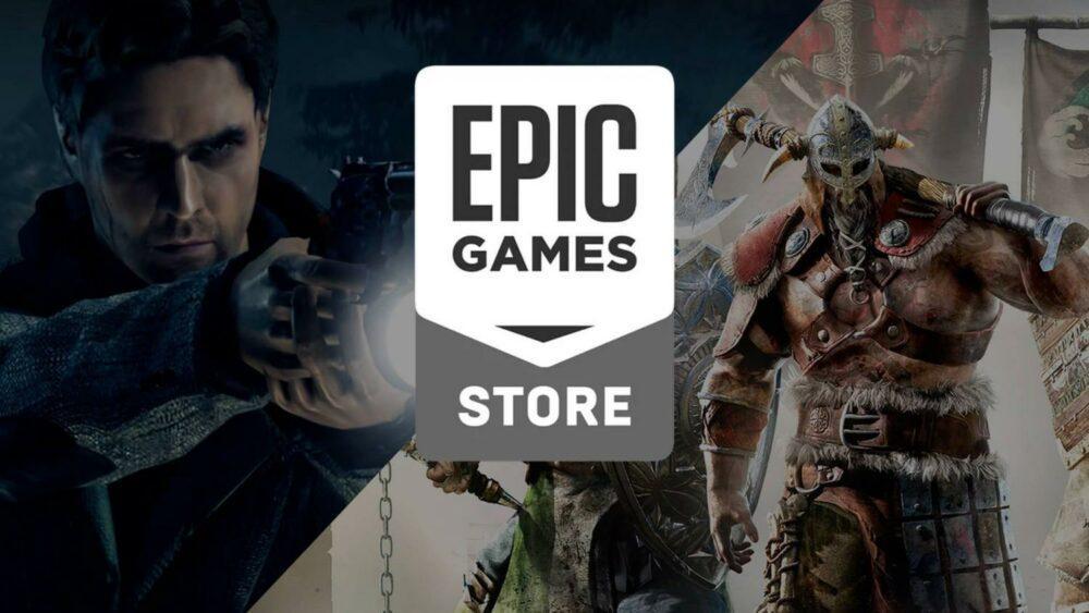 В Epic Games Store подъехала новая халява: Alan Wake и For Honor