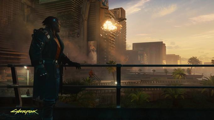 В Cyberpunk 2077 будет мультиплеерный режим!