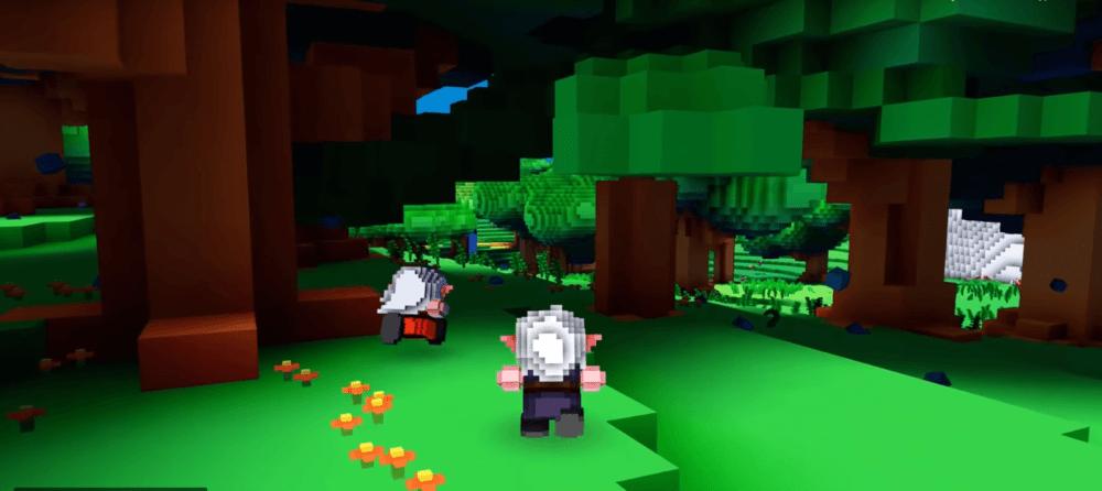 Cube World выйдет уже совсем скоро! Новый трейлер
