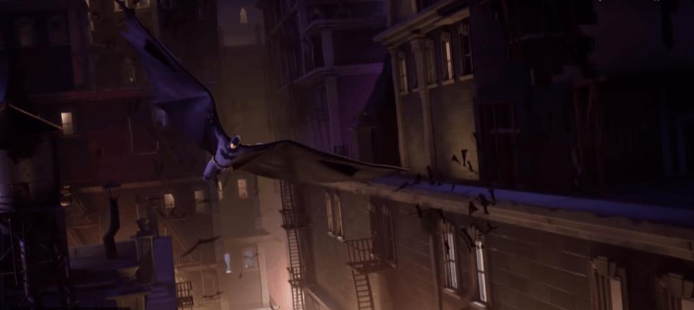 В Fortnite появился Готэм и оружие Бэтмена