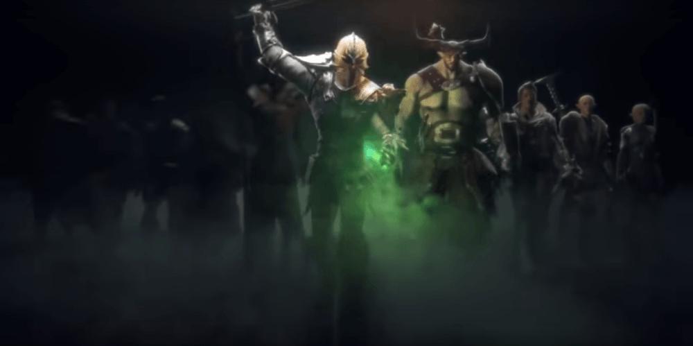 Создатель Dragon Age покажет новую игру