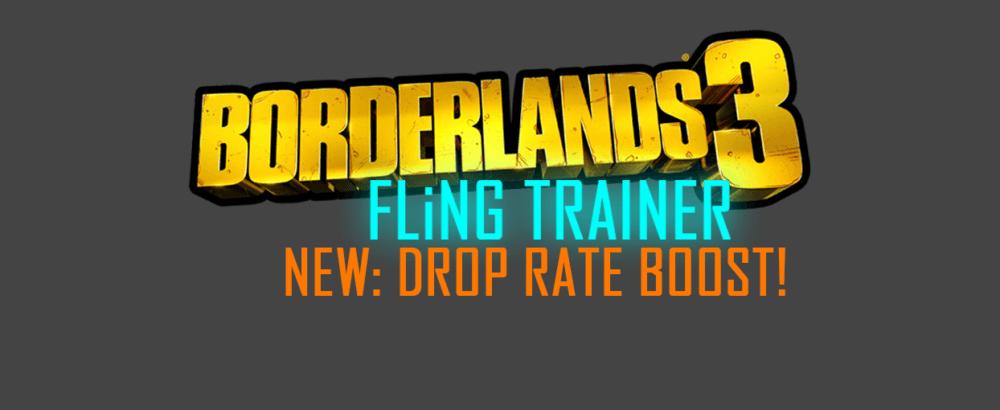 Читы для Borderlands 3