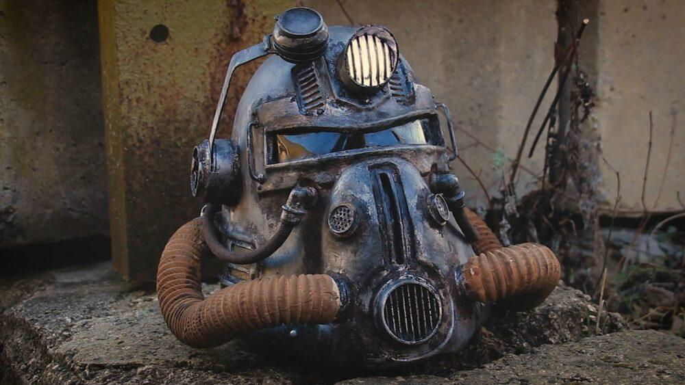 С сумками пробелму решили, теперь отзывают шлемы Fallout T-51 из-за плесени