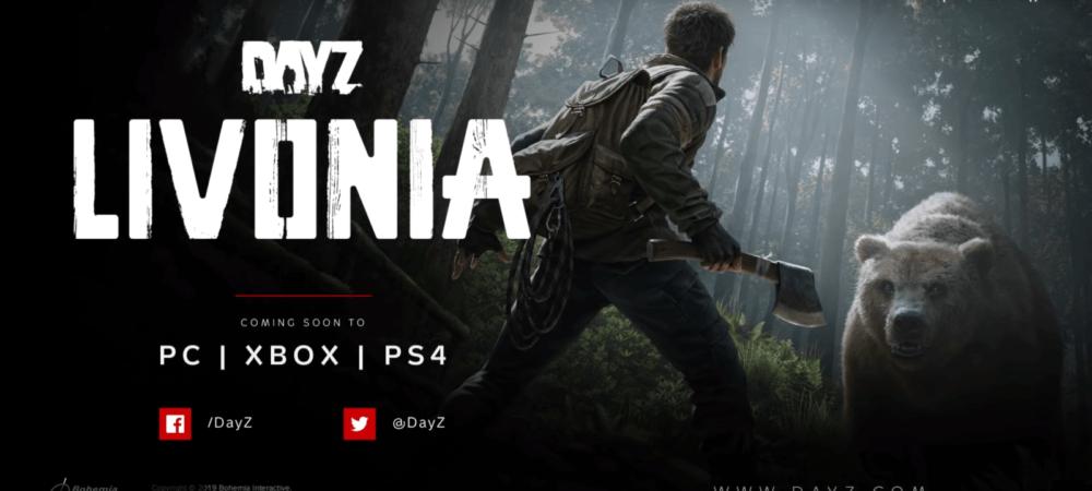 В DayZ появится новая карта Ливония - трейлер