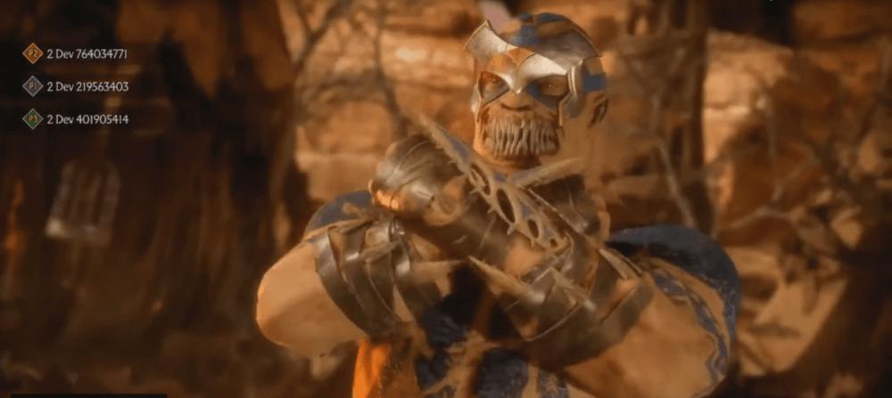Новый режим Mortal Kombat 11 уже доступен