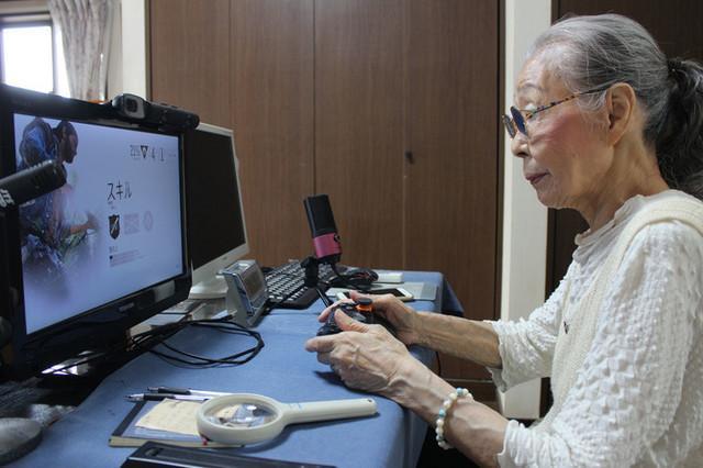 Вредят ли игры? Вот 89-летняя бабушка считает на оборот!
