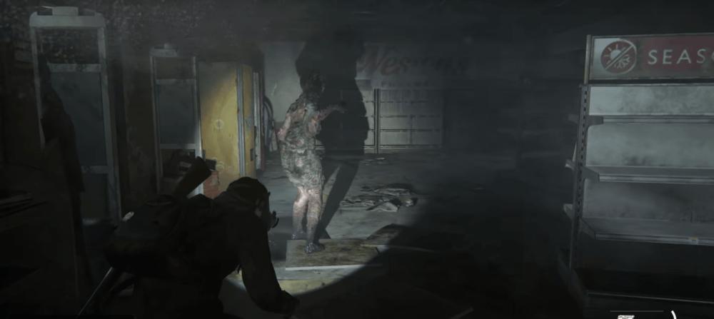 Геймплей The Last of Us Part 2 в 4K