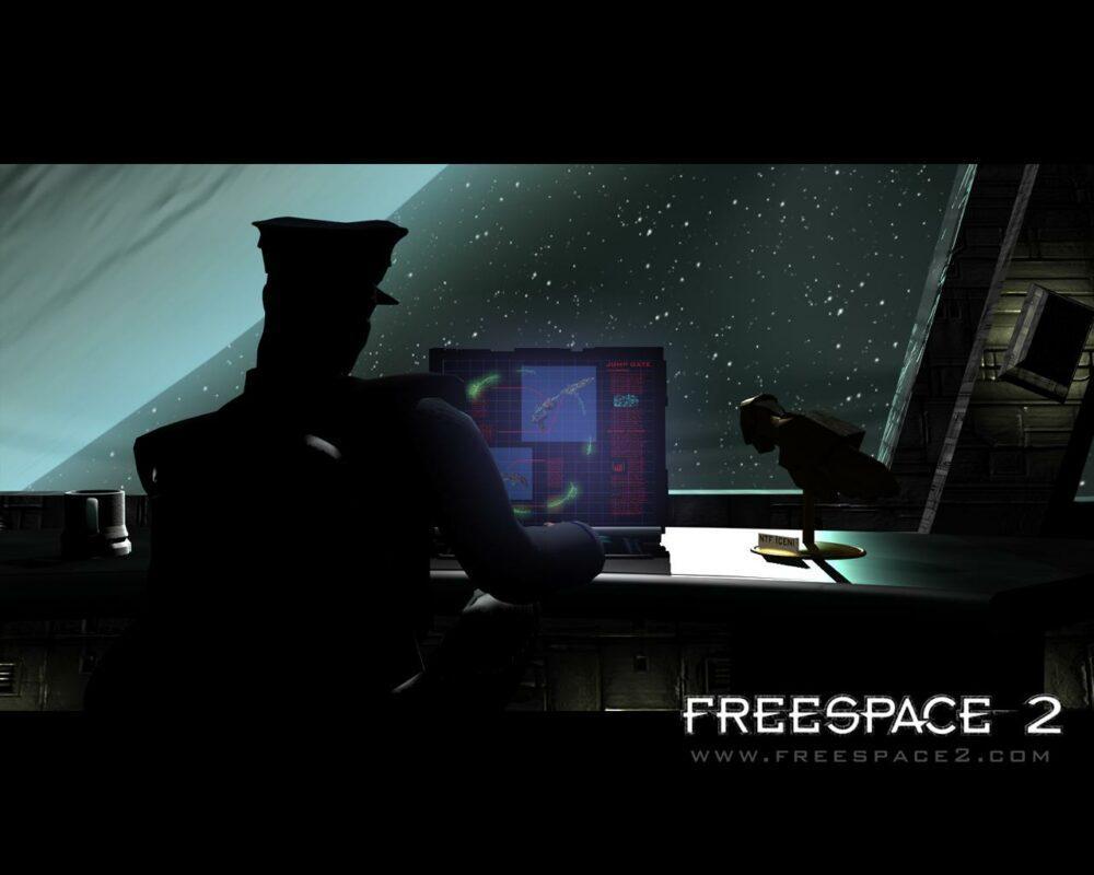 Freespace 2 бесплатно можно забрать в GOG