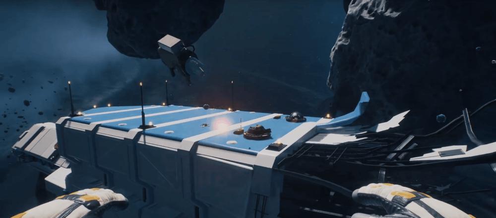 Космический симулятор выживания Breathedge получил продолжение