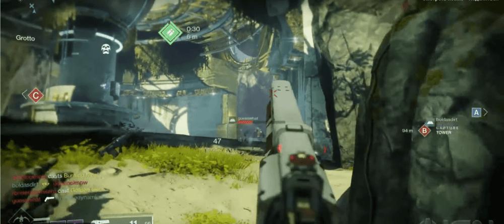 Геймплей Destiny 2: Shadowkeep - PvP и новая карта