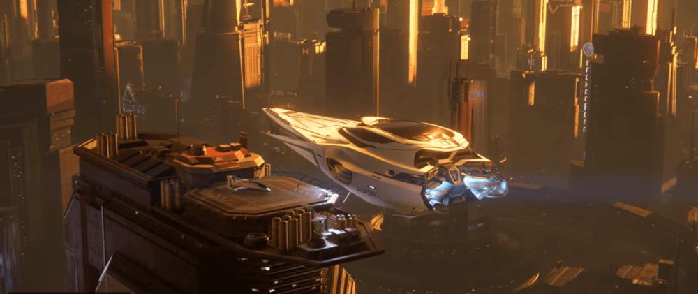 Корабль в Star Citizen был продан за 1130 долларов