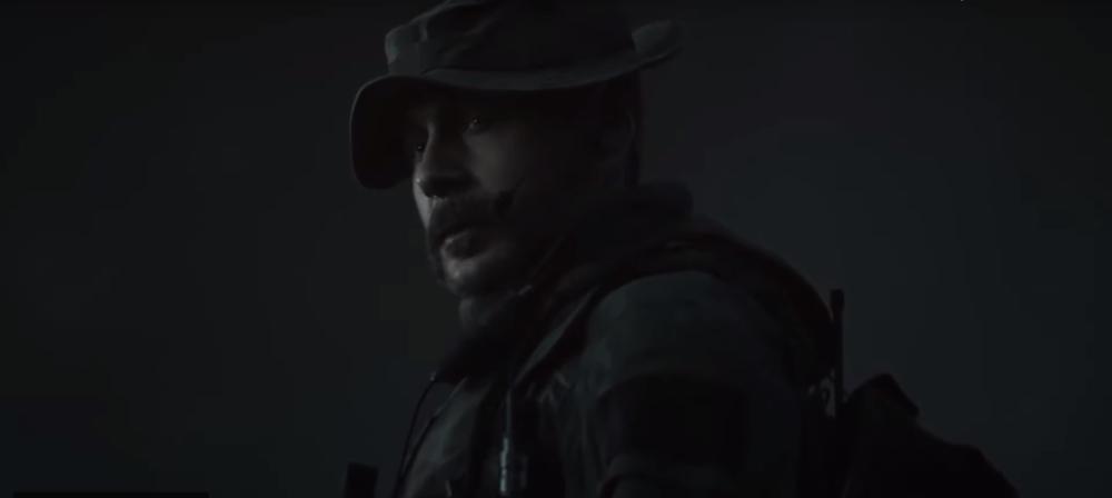 Капитан Прайс в новом ролике Call of Duty: Modern Warfare