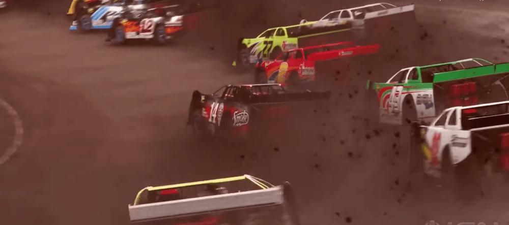 Релизный трейлер NASCAR Heat 4