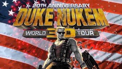 Композитор музыки для Duke Nukem 3D подает в суд на Gearbox и Valve