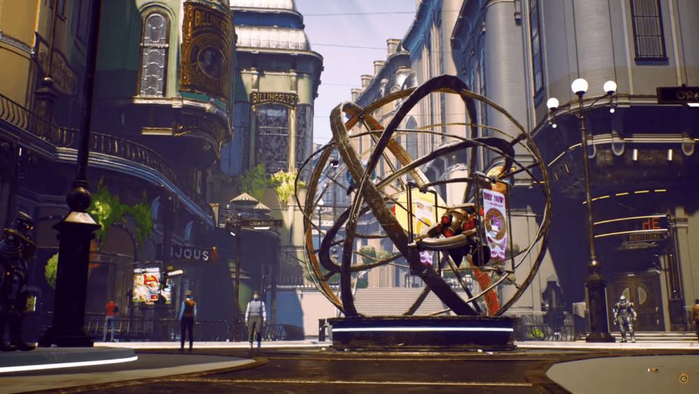 20-минутный геймплей The Outer Worlds