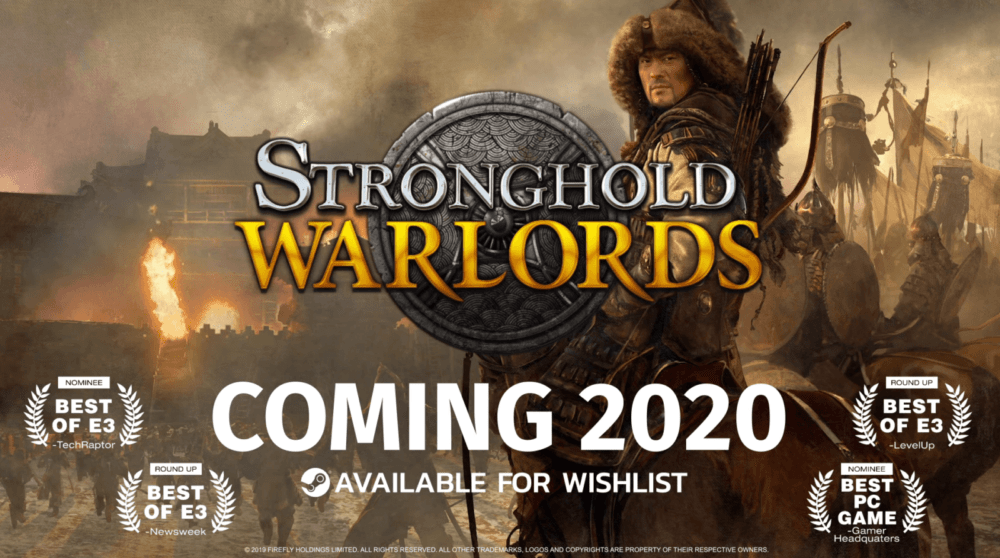 Геймплей Stronghold: Warlords