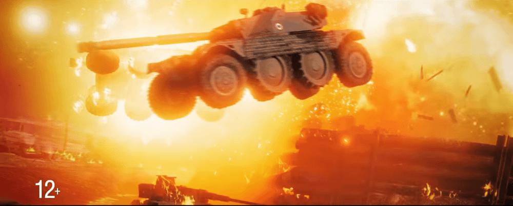 Трассировка лучей появится в World of Tanks