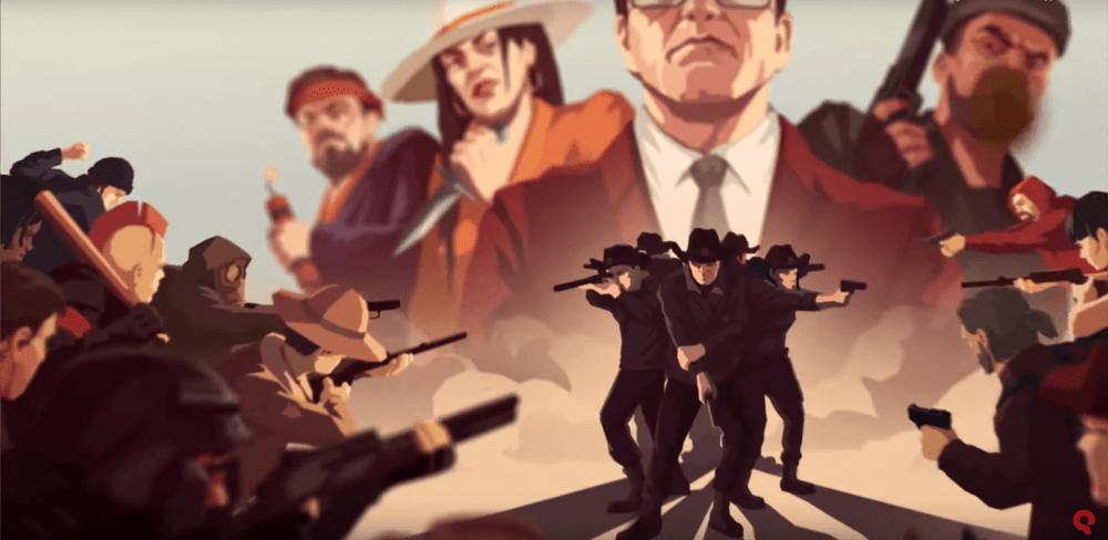 Релизный трейлер Rebel Cops